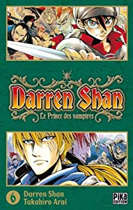 Darren Shan Edition simple Tome 6