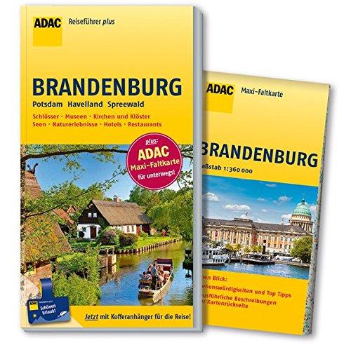 ADAC Reiseführer plus Brandenburg: mit Maxi-Faltkarte zum Herausnehmen Top Sucher