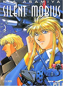 Silent Möbius Edition simple Tome 3