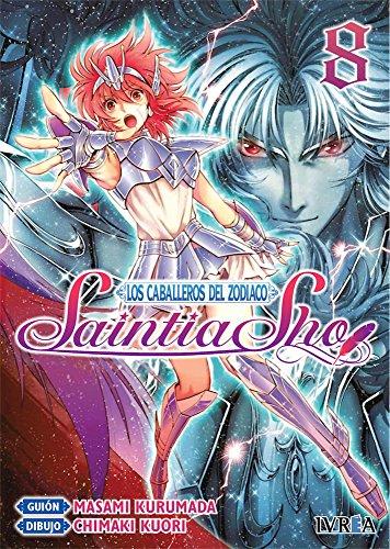 Saintia sho 8 editado por Ivrea