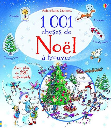 1 001 choses de Noël à trouver - Autoc...