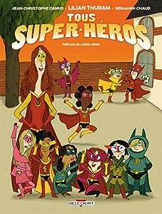 """Afficher """"Tous super-héros n° 01"""""""