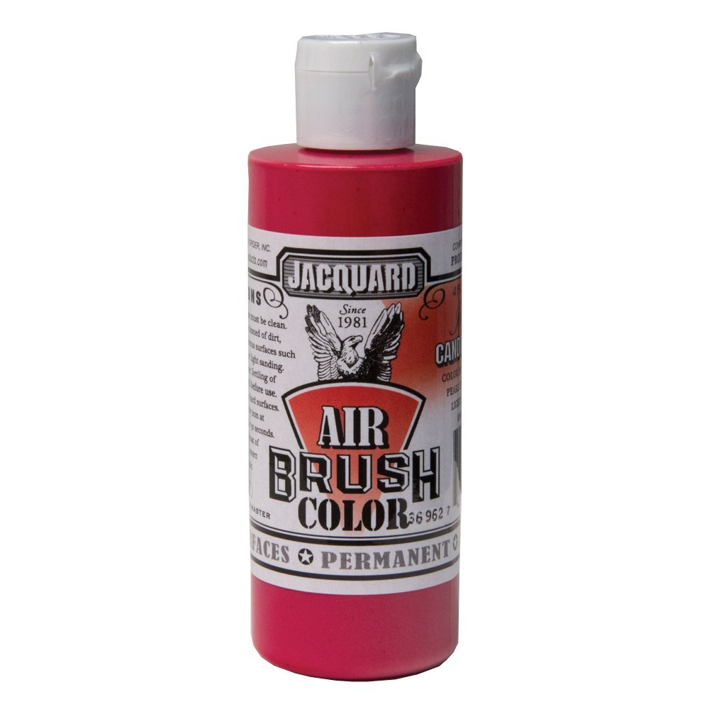 Jacquard Airbrush colore 4Oz Irid Candy Apple