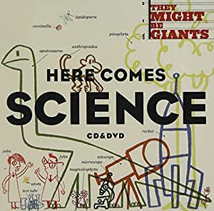 Here Comes Science [W/Dvd] [Import USA]