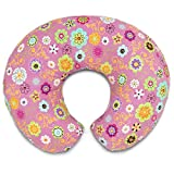 Chicco 00079902830000 Boppy Cuscino Allattamento, 0m+, Multicolore (Wild Flowers)