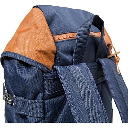 EASTPAK Fluster Rucksack Orange/Blau