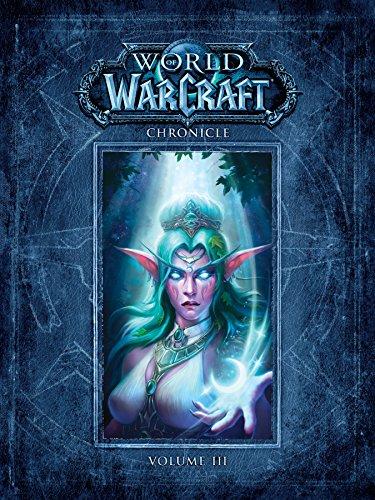 World of Warcraft Chronicle Volume 3 (English Edition)