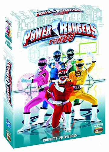 Power Rangers Turbo - Coffret 1