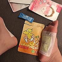 Live Stories Fuß Paste Zehn Paar Ginger Ginseng-Extrakt Kalten Entfeuchtung Hilfe Sleep Aid Fuß Pflege Fuß Massage... preisvergleich bei billige-tabletten.eu