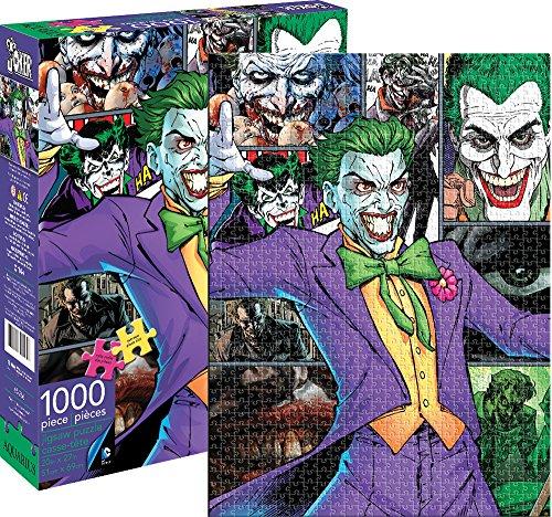 Puzzle - DC Comics - The Joker (Batman) (1000 pcs)