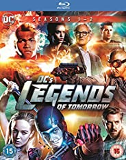 DC's Legends of Tomorrow: The Complete Season 1 & 2 (8-Disc Box Set) (Slipcase Packaging + Fully Packaged Import) (Region Free)