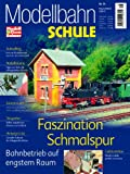 MEB Modellbahn Schule Nr. 16 - Faszination Schmalspur - Bahnbetrieb auf engstem Raum - ModellEisenBahner Bild