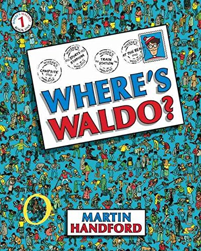 a plot summary of wheres waldo by martin handford
