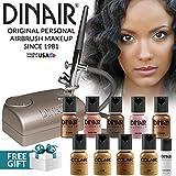 Dinair Airbrush Make-up Airbrush Make-up-kits - Best Reviews Guide