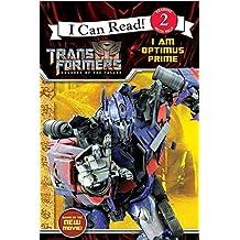 Transformers: Revenge of The Fallen: I Am Optimus Prime by Jennifer Frantz (2009-05-12)