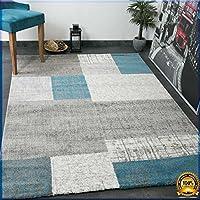 Turquesa alfombras alfombras y moquetas for Alfombra gris y turquesa