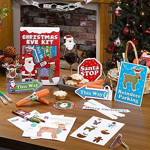 Neviti Kit de Craft de Noël Christmas Eve, multicolore