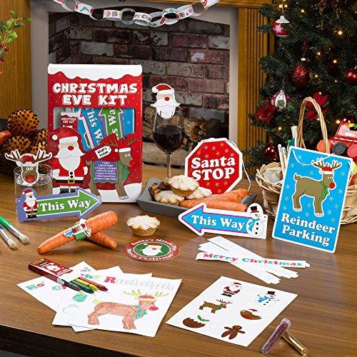 Neviti Christmas Craft Christmas Eve Kit, Multi-Colour