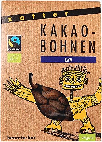 Zotter | Kakaobohnen – Raw, Bio