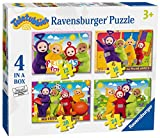 Ravensburger–Teletubbies–4-in-1-Kinderpuzzles