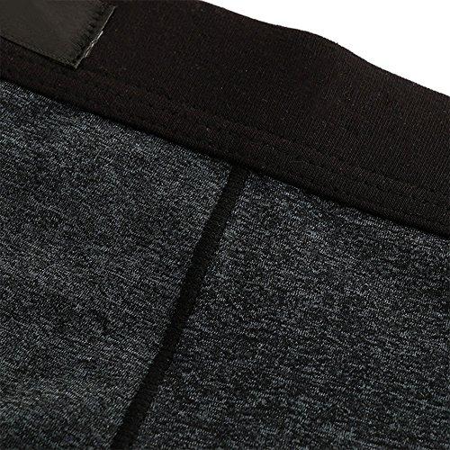 Easylifer Herren Baumwolle Boxershort/ Unterhose/ Unterwäsche, 3er Pack Mehrfarbig