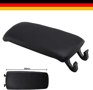 Ballshop Mittelarmlehne Deckel Mittelkonsole Abdeckung Leder Zubehör Für 02 07 A4 S4 8e B6 B7 Auto