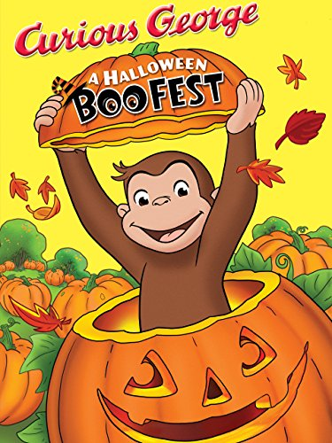 Image of Curious George: A Halloween Boo Suit
