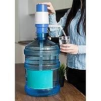 Telekart Aqua Drinking Manual Hand Press Water Dispenser Pump for Bisleri Barrel Water-Bottle Jerry Cans 20L -25L (with…