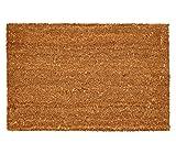 Dehner Fußmatte Kokos, ca. 60 x 40 cm, Kokosfaser