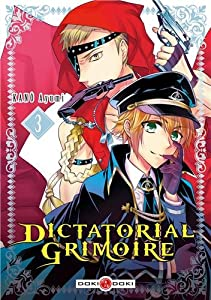 Dictatorial Grimoire Edition simple Tome 3