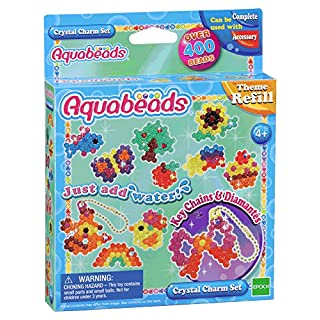 Aquabeads 79288 Crystal Charm Set - Multicolor