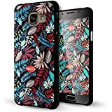 Galaxy A3 2016 Coque,Lizimandu 3D Motif Tpu Silicone Gel Étui Housse Protection Shell Cover Case Pour Samsung Galaxy A3 2016(Les Feuilles D'érable/Maple Leaves)
