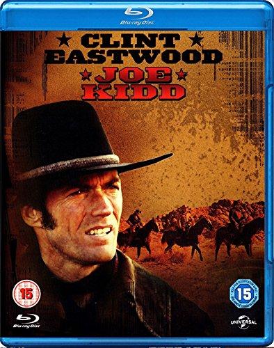 Joe Kidd Blu-Ray (Region Free)