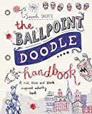 The Ballpoint Doodle Handbook: A red, blue and black inspired activity book