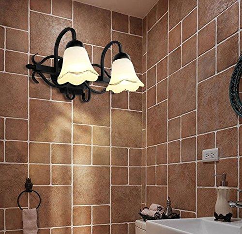 GS~LY American luce prima lo specchio lampada
