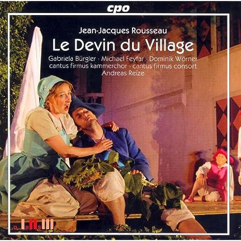 Le devin du village: Scene 5: Air: