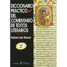 Diccionario prácticdo del comentario de textos (Diccionarios)