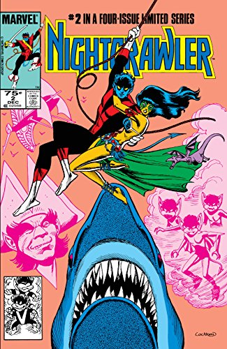 """Nightcrawler and Lockheed are sold into slavery…and are now the property of the sorcerer Shagreen! Captive in Shagreen's tower, and his teleportation powers neutralized, how will Nightcrawler """"bamf"""" his way out of this one? Plus, a damsel in distress..."""