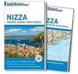MERIAN live! Reiseführer Nizza Monaco Cannes Saint-Tropez: Mit Extra-Karte zum Herausnehmen - Gisela Buddée