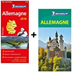 Guide Allemagne + Carte routi�re Alle...