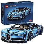 LEGO Technic Bugatti Chiron, Modellino Auto da Costruire, Supercar da Collezione, Costruzioni per Adulti, Ragazzi e… LEGO
