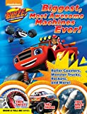 Blaze and the Monster Machines: Biggest, Most Awesome Machines Ever (Blaze and the Monster Machines: Show & Tell Me)