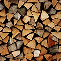 Firewood Logs - 12kg Hardwood Seasoned Logs - Fire Wood Logs & Kindling by Northern Plants