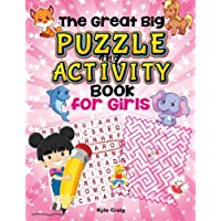 The Great Big Puzzle  and Activity Book for GIRLS!