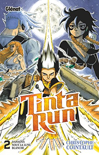 Tinta Run Edition simple Tome 2