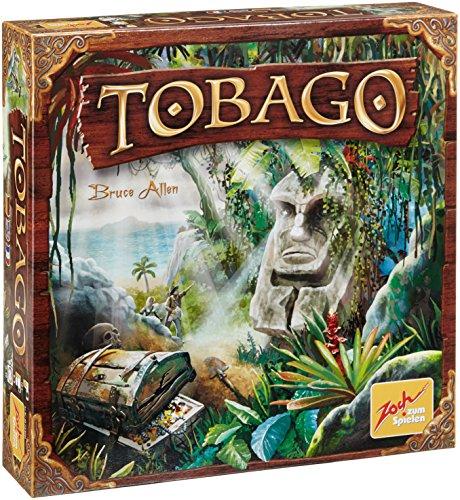 Zoch 601128400 - Tobago, Familienspiel