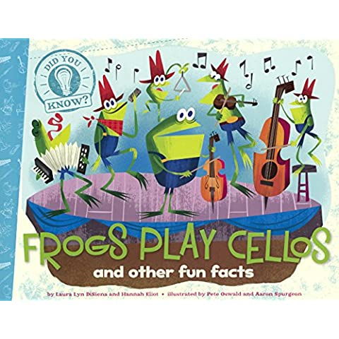Frogs Play Cellos: And Other Fun Facts - Americano Cello