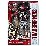 Transformers Autobots Unite Flip Voltear y Cambiar Autobot Hot Rod (Anillos de Saturno)