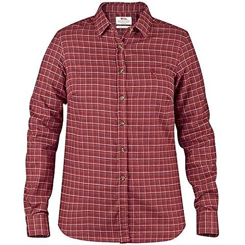 Fjällräven T-shirt sörm Pays Flannel LS W à manches longues XXL autumm leaf
