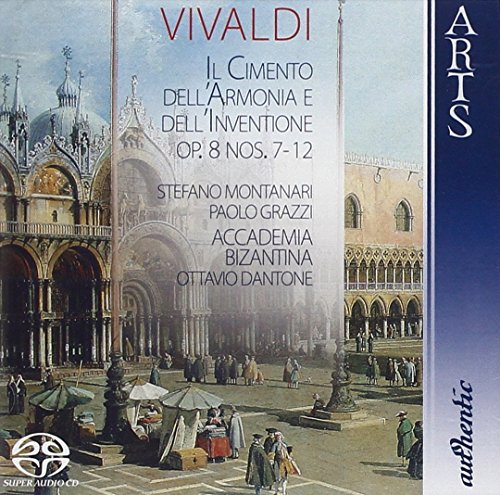 Preisvergleich Produktbild Il Cimento Dell'Armonia Op.8 / 2